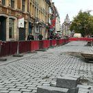 Aménagement P. Mauroy - Lille