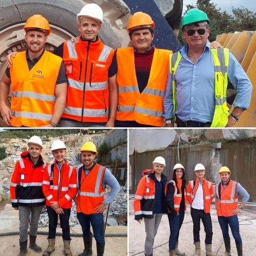 Rault Granit : une carrière et une usine à visiter !